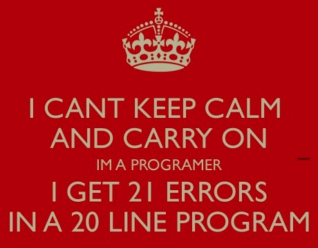 cant keep calm - programmer