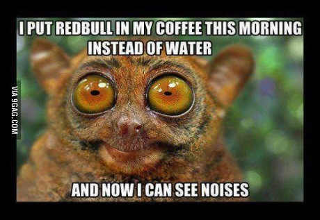 red bull in coffee